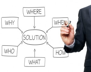 We Help You Find The Solution - Consulting Services