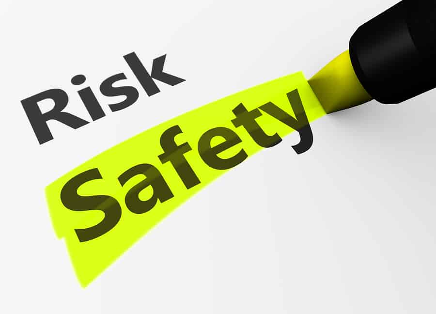 Risk Vs Safety in Data Security