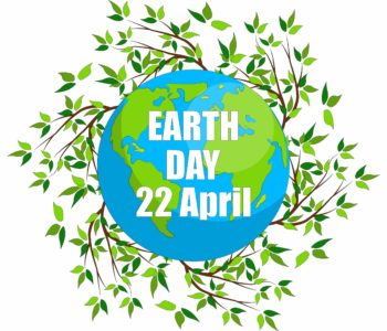 Earth Day. Eco friendly ecology concept. Earth day flat concept. World environment day background. Save the earth. Green day.